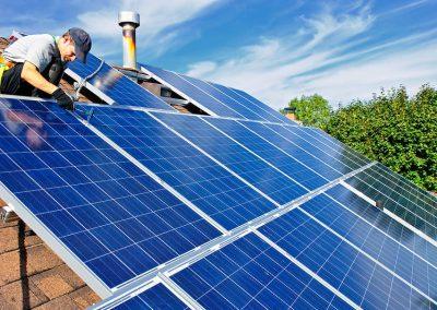 Instalacja paneli słonecznych w Tarnowie