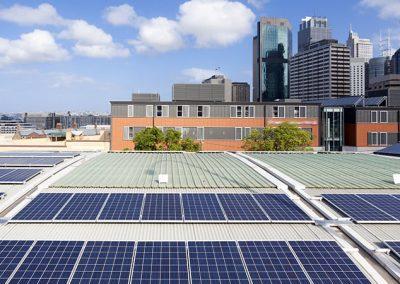 Instalacja paneli słonecznych w Warszawie