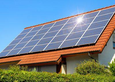 Instalacja paneli słonecznych w Krakowie